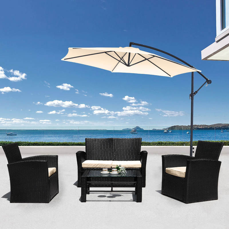 Garden Furniture Ni outdoor garden dining patio furniture sets rattan table chairs